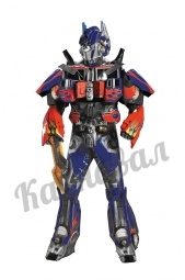Оптимус Прайм   Трансформеры  (Transformer Optimus Prime Grand  Deluxe 3d  Costume)